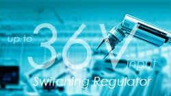 降圧スイッチングレギュレータ S-8580/1