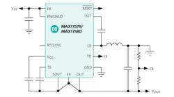 MAX17580 Himalayaシリーズ